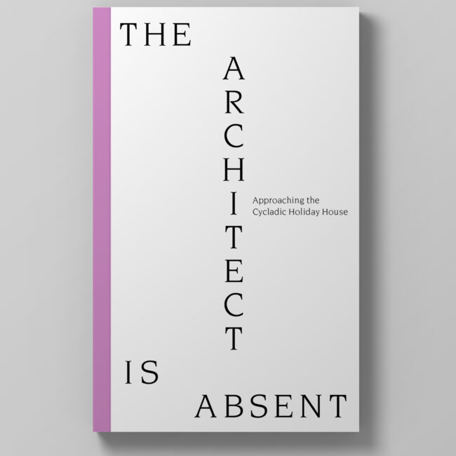 The Architect is Absent